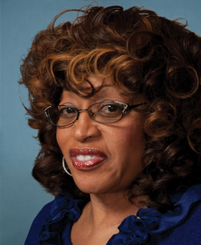 Rep. Corrine Brown Photo