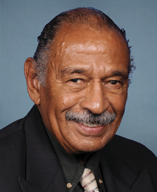 Rep. John Conyers Photo