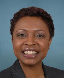 Rep. Yvette Clarke Photo