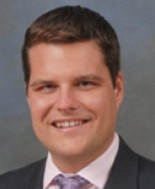 Rep. Matt Gaetz Photo