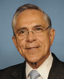 Rep. Rubén Hinojosa Photo