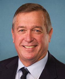 Rep. Cresent Hardy Photo