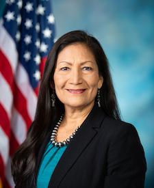 Debra A. Haaland (D)