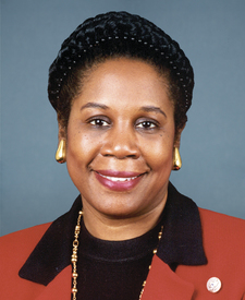Rep. Sheila Jackson Lee Photo