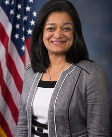 Rep. Pramila Jayapal Photo
