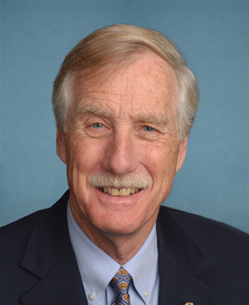 Sen. Angus King Photo
