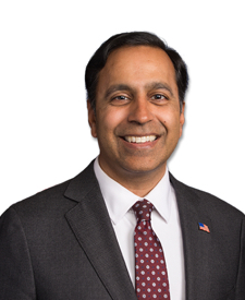 Rep. Raja Krishnamoorthi Photo