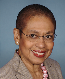 Del. Eleanor Norton Photo