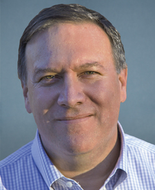 Rep. Mike Pompeo Photo