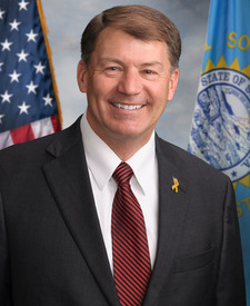 Sen. Mike Rounds Photo