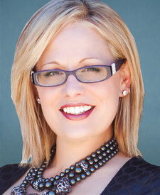 Sen. Kyrsten Sinema Photo