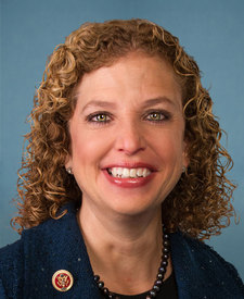 Rep. Debbie Wasserman Schultz Photo