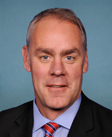 Rep. Ryan Zinke Photo