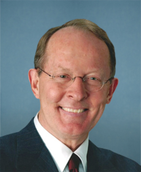 Photo of Sen. Lamar Alexander
