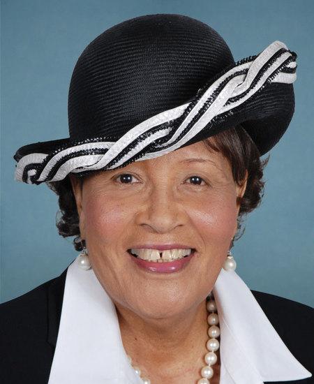 Photo of Rep.  Alma Adams