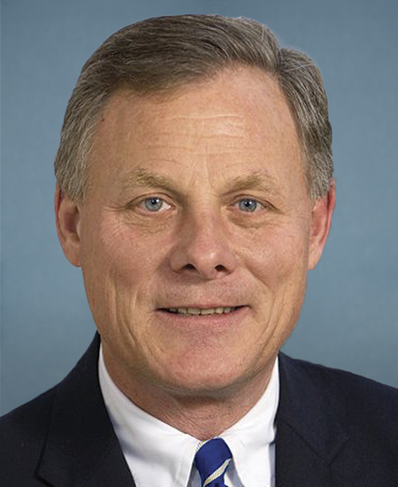 Photo of Sen. Richard Burr