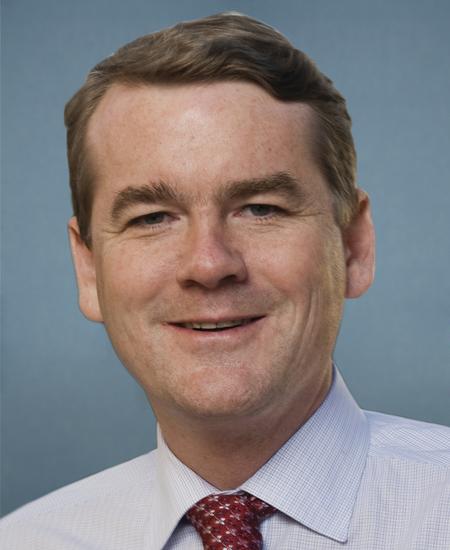 Photo of Sen. Michael Bennet