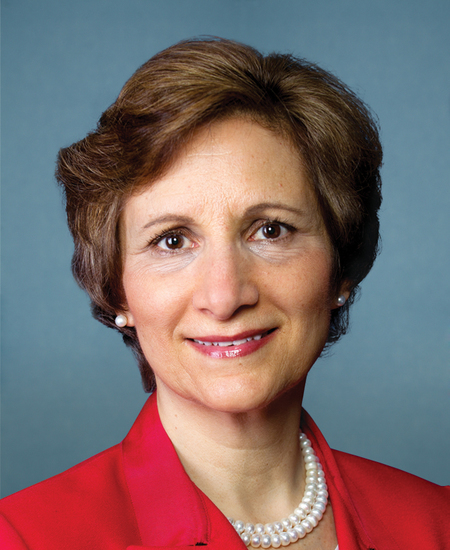 Photo of Rep.  Suzanne Bonamici