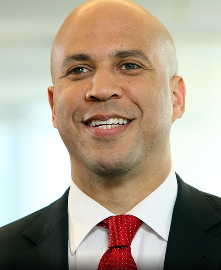 Photo of Sen. Cory Booker