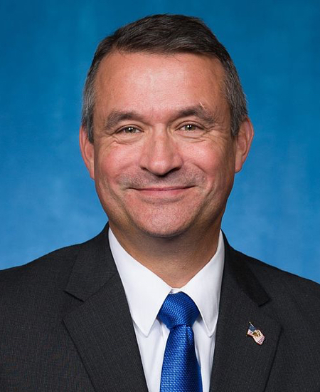 Photo of Rep.  Donald Bacon