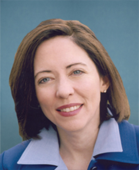 Photo of Sen. Maria Cantwell