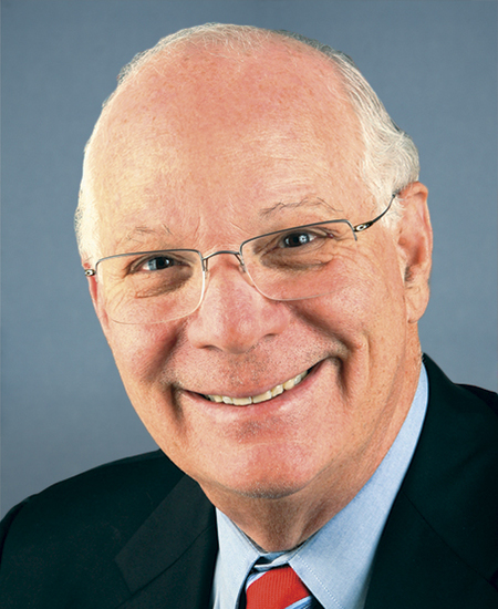 Photo of Sen. Benjamin Cardin