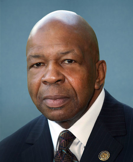 Photo of Rep.  Elijah Cummings