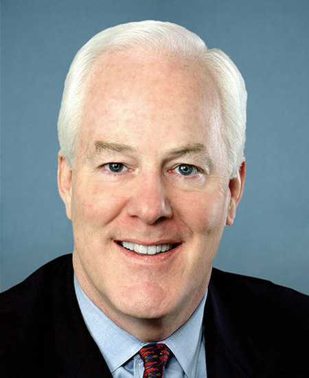 Photo of Sen. John Cornyn
