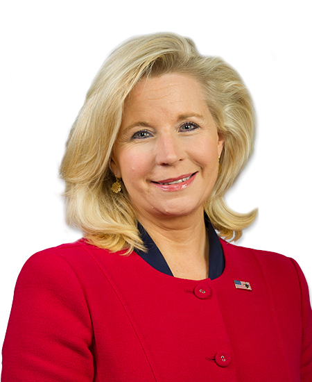 Photo of Rep.  Liz Cheney