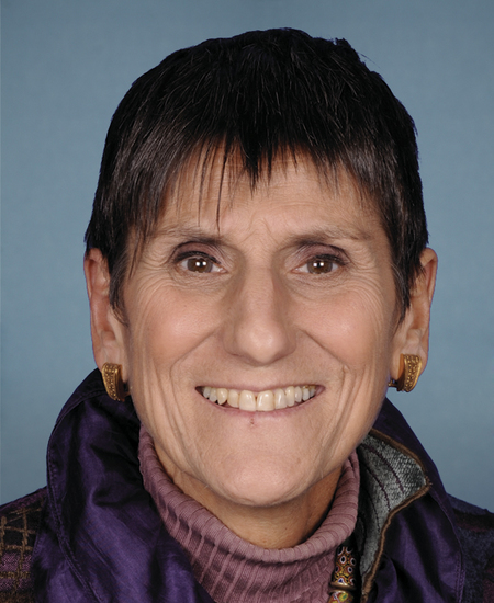 Photo of Rep.  Rosa DeLauro