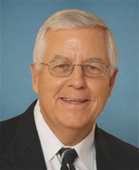 Photo of Sen. Michael Enzi