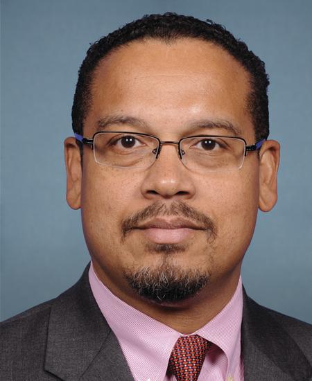 Photo of Rep.  Keith Ellison