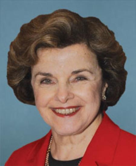 Photo of Sen. Dianne Feinstein