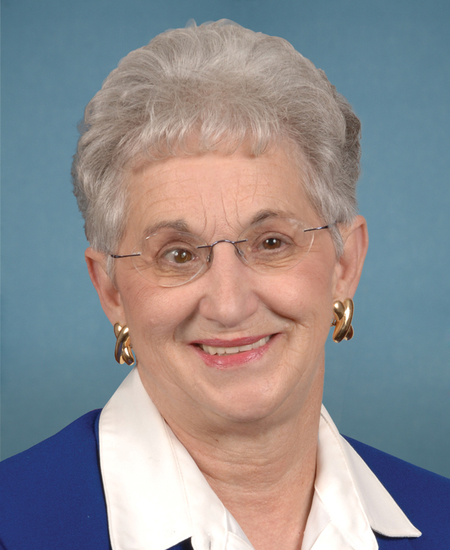 Photo of Rep.  Virginia Foxx