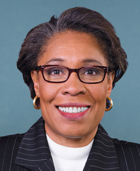 Photo of Rep.  Marcia Fudge