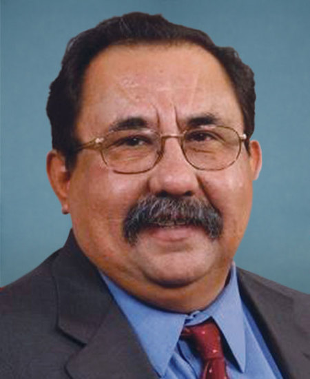 Photo of Rep.  Raul Grijalva