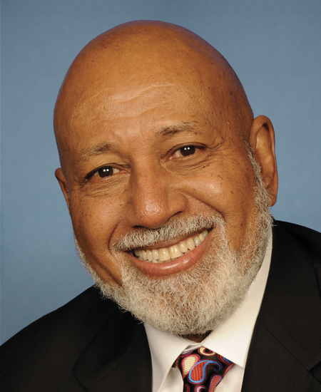 Photo of Rep.  Alcee Hastings
