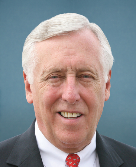 Photo of Rep.  Steny Hoyer