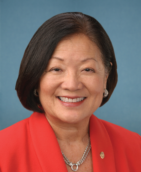 Photo of Sen. Mazie Hirono
