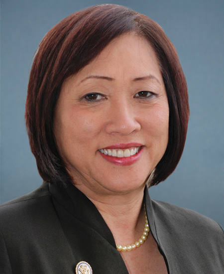 Photo of Rep.  Colleen Hanabusa