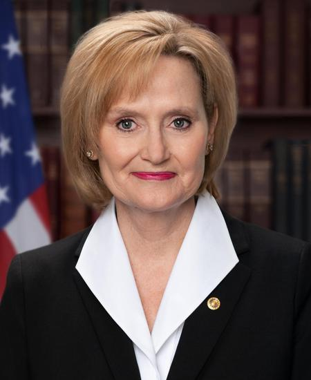 Photo of Sen. Cindy Hyde-Smith