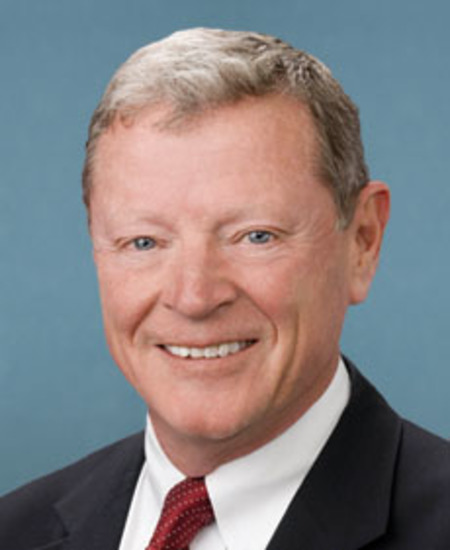 Photo of Sen. James Inhofe