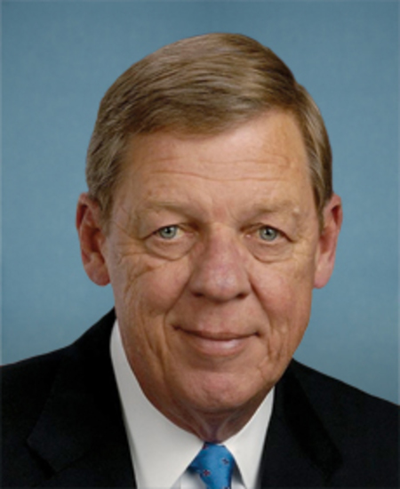 Photo of Sen. Johnny Isakson