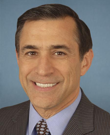 Photo of Rep.  Darrell Issa