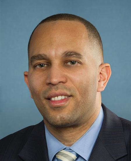 Photo of Rep.  Hakeem Jeffries