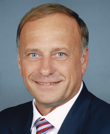 Photo of Rep.  Steven King