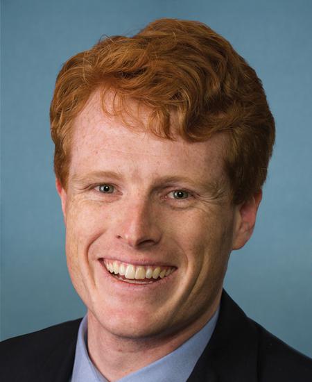 Photo of Rep.  Joseph Kennedy