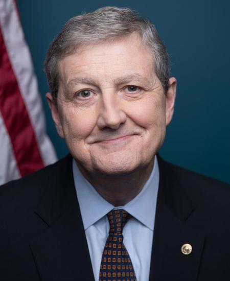 Photo of Sen. John Kennedy