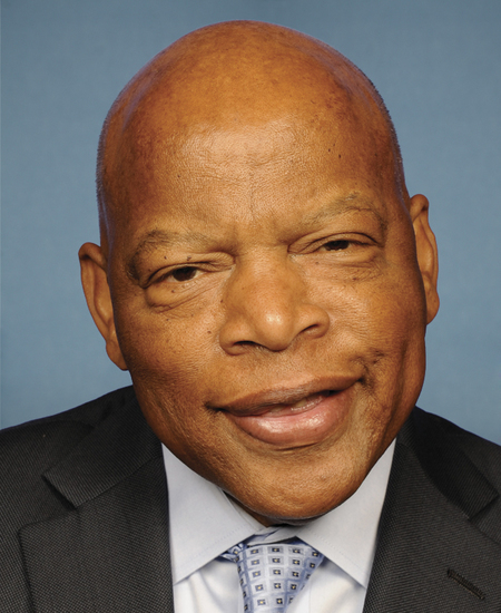 Photo of Rep.  John Lewis