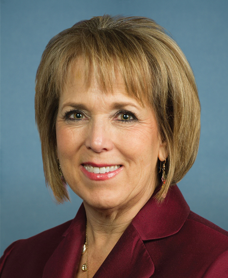 Photo of Rep.  Michelle Lujan Grisham